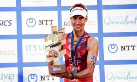 L' ETU, la Federazione Europea di triathlon, assegna le sue statuette 2018: Vicky Holland e Mario Mola sono i migliori triatleti dell'anno