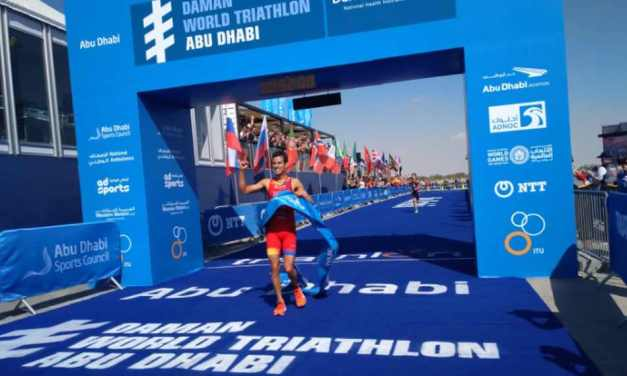 2019-03-08 Abu Dhabi ITU World Triathlon