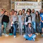 """Il """"Dream Team"""" del 1° Triathlon Show Italy, che si è svolto a Cervia (RA) dal 22 al 24 marzo 2019 ( Foto ©FCZ.it Mondo Triathlon / Roberto Del Bianco)."""