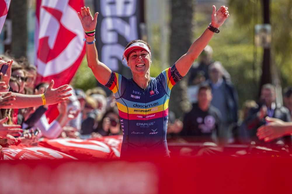 La spagnola Judith Corachan Vaquera, al Challenge Salou 2019, bissa il successo dell'anno precedente (Foto ©José Luis Hourcade).