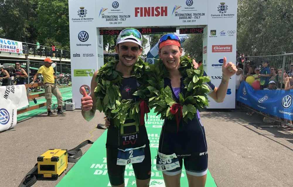 Il 36° Volkswagen Triathlon Internazionale di Bardolino è tutto… qui!