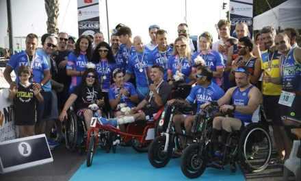 2019-06-08 Campionati Italiani di paratriathlon