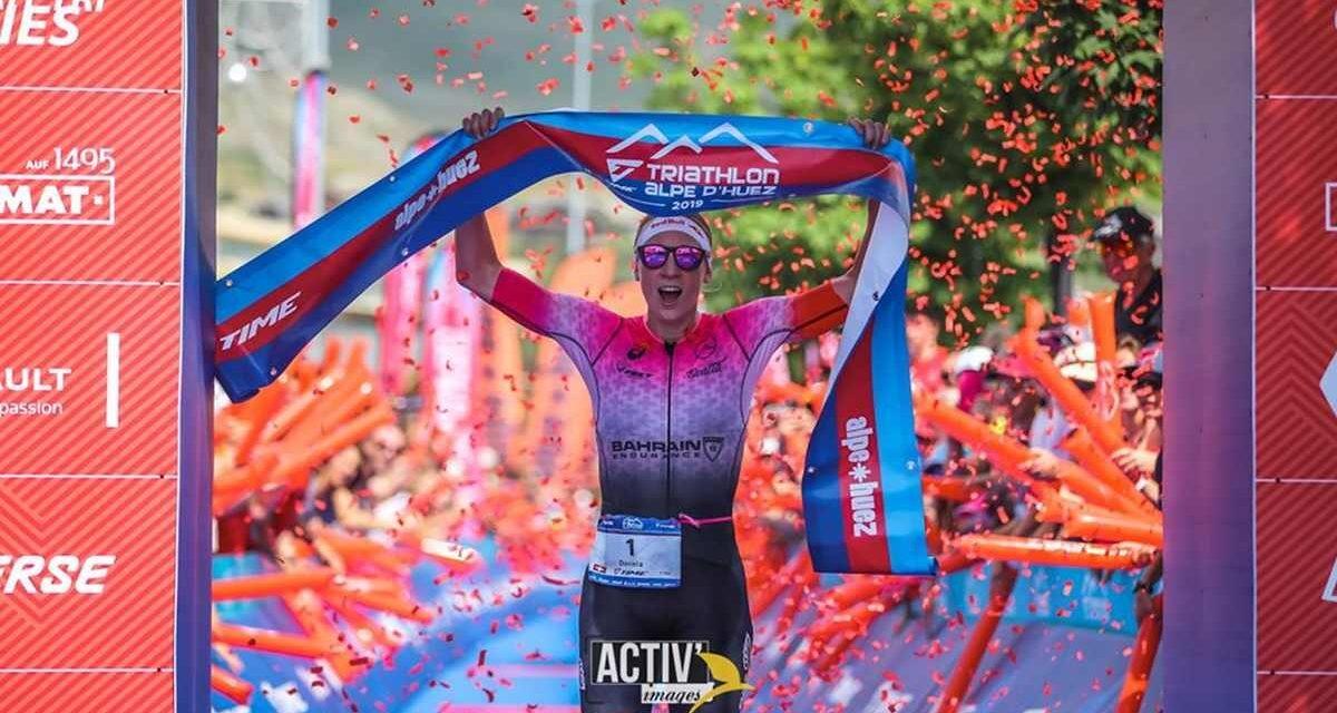 Alpe d'Huez Triathlon, il video, la cronaca e i risultati. Il trionfo di Daniela Ryf e Romain Guillaume, le performance di Curridori, Corti e Senor