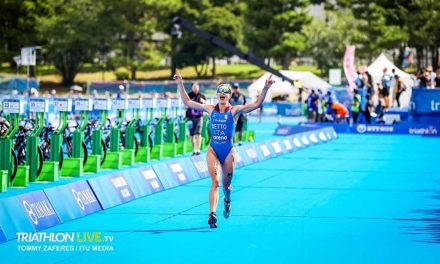 I video del Triathlon Olympic Event Test a Tokyo – gara femminile e maschile
