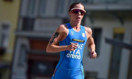 ITU Triathlon World Cup a Karlovy Vary, Ilaria Zane è settima. Vincono Frintova e Dickinson