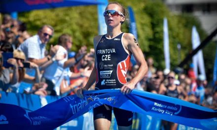 I video dell'ITU Triathlon World Cup a Karlovy Vary