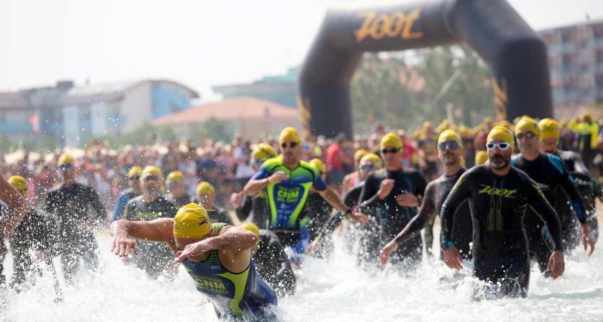 Cesenatico, il week end a tutto triathlon