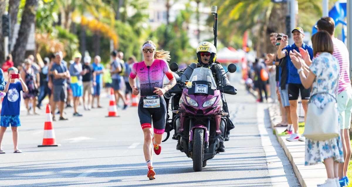 Le immagini dell'Ironman 70.3 World Championship 2019 – Gara PRO Donne (©Roberto Del Bianco)