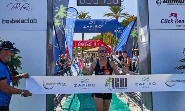 """LCWMallorca: tre giorni di triathlon per vincere la quarta medaglia e diventare """"leggenda"""""""