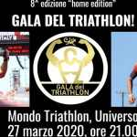 Il Gala del Triathlon 2020 in pillole (VIDEO)
