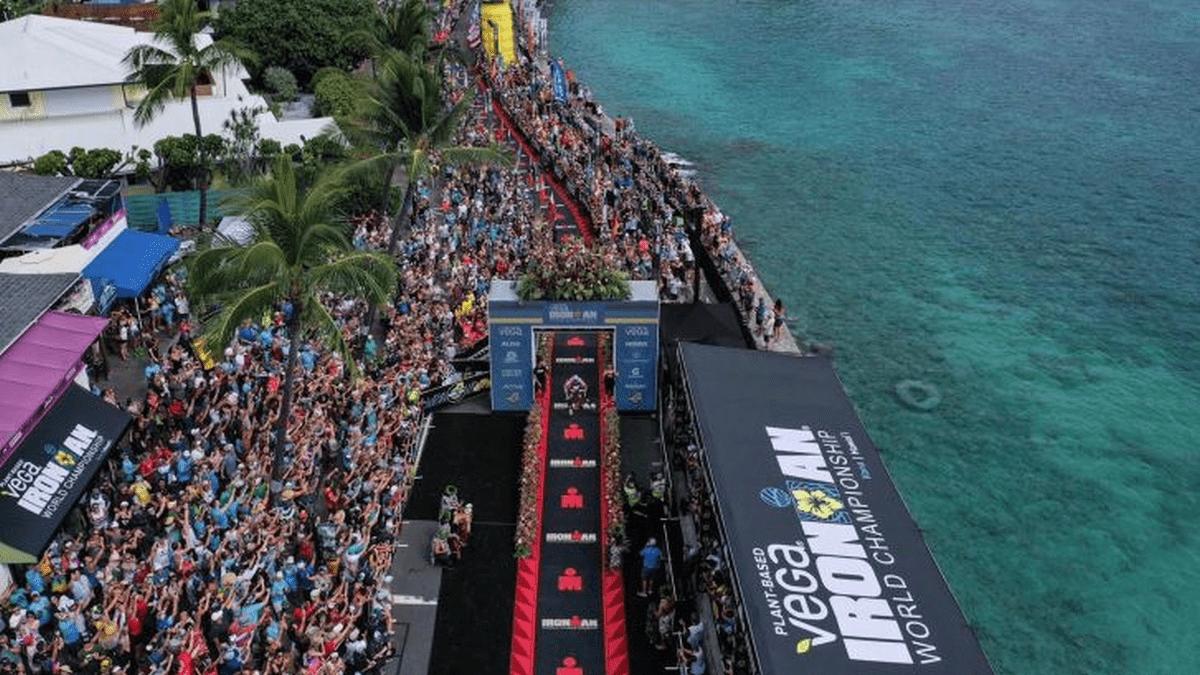 Ironman Hawaii 2021 Liveticker