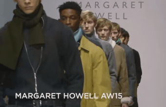 Moda Uomo al London Collections Men 2015: Margaret Howell