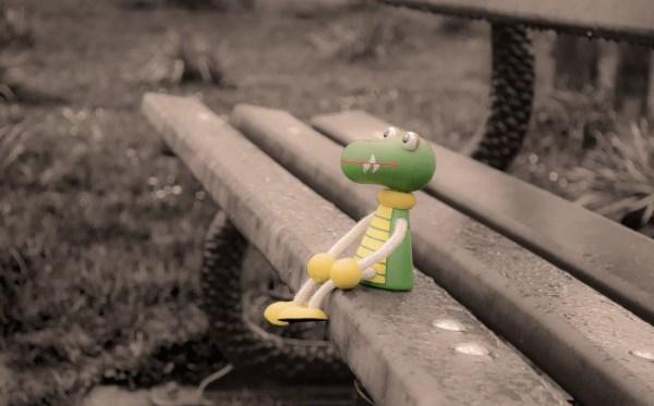 Ho paura di rimanere solo