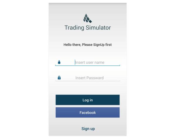 Piattaforma trading gratis, prova app per simulazioni