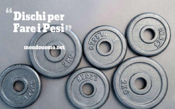 fare i pesi a casa pesistica sport