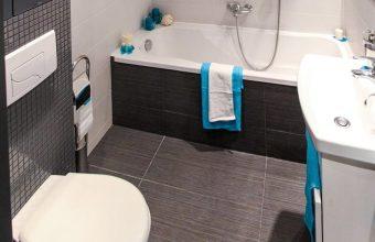 Come rilassarsi in bagno, asse del gabinetto riscaldata