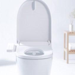 tavoletta del bagno riscaldata