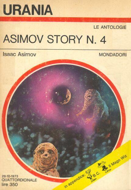 Risultati immagini per Asimov Story 4