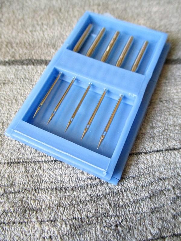 Nähmaschinennadeln Prym 130-705 gemischt 70, 80, 90, 100 - MONDSPINNE