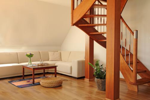 escalier en bois prix des materiaux