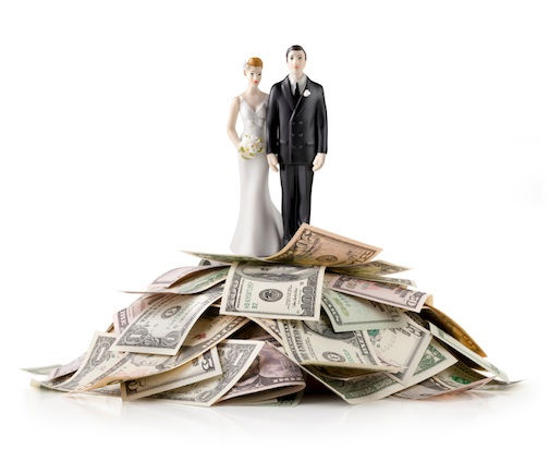 newlywed finances