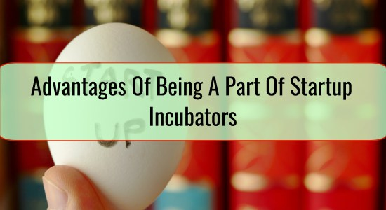Advantages Of Being A Part Of Startup Incubators