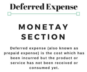 deferred expense
