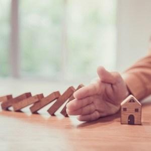 Risikolebensversicherung - Absicherung fürs traute Heim