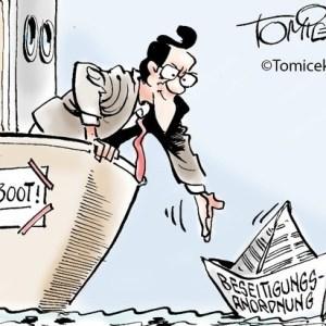 Boot als bauliche Anlage