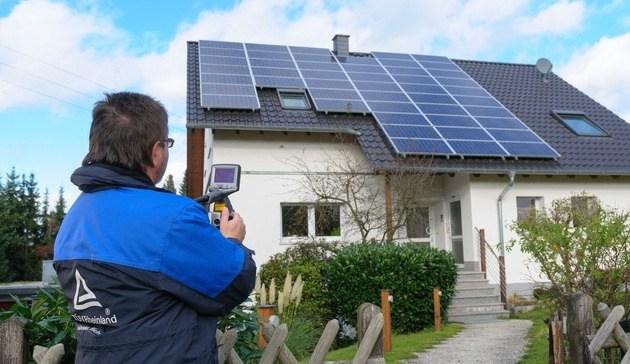 Solaranlage