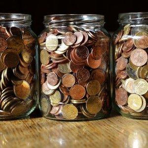 gespartes Geld