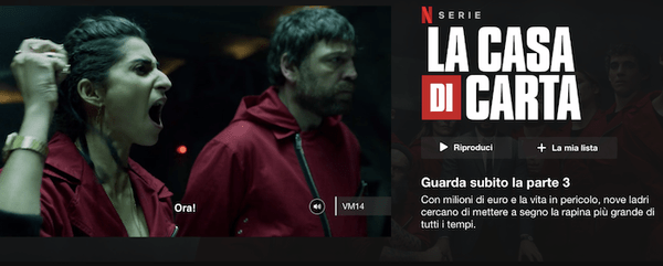 La Casa Di Carta 3 Streaming Con E Senza Netflix