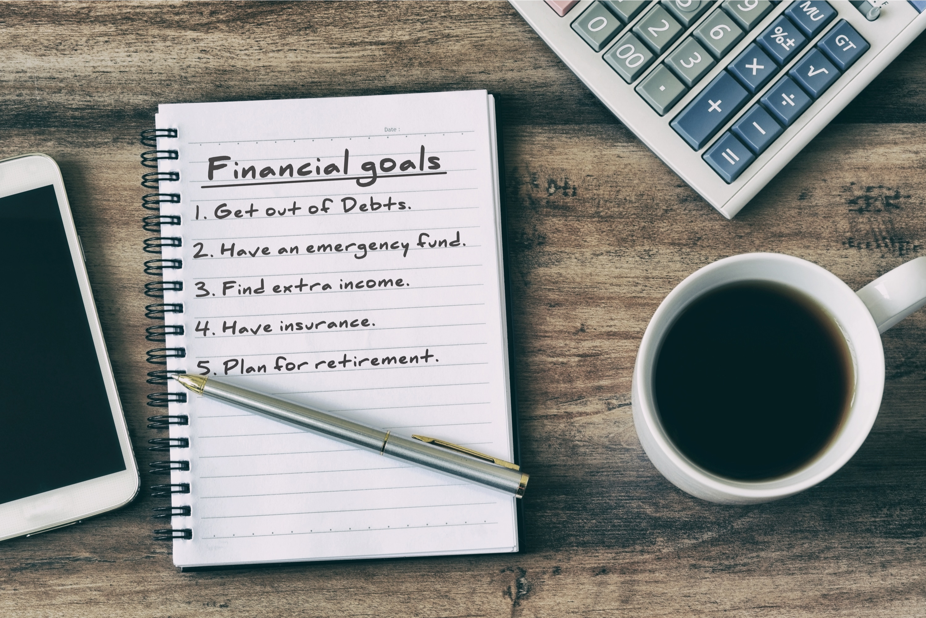 Setting Your Long Term Personal Financial Goals