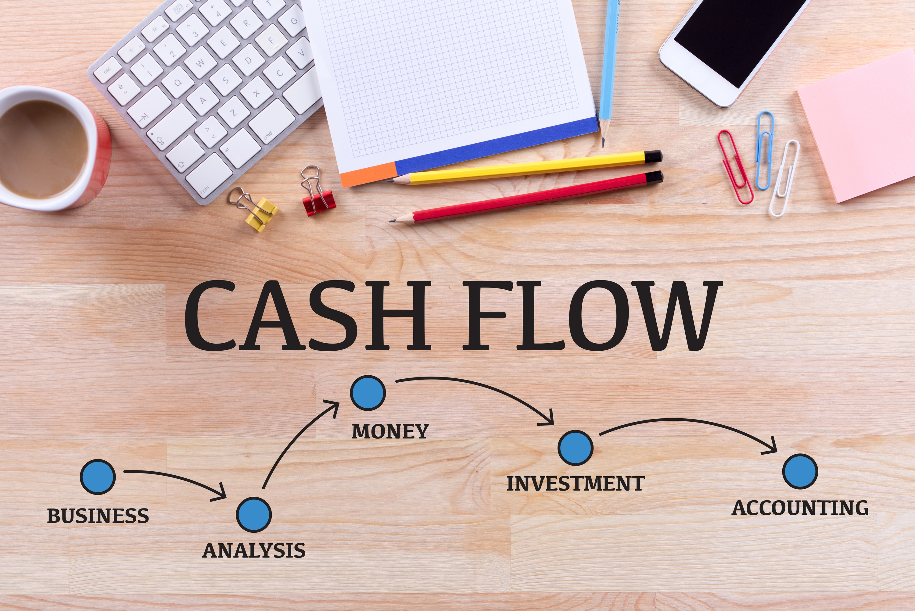 20 Ways To Manage Amp Increase Small Business Cash Flow