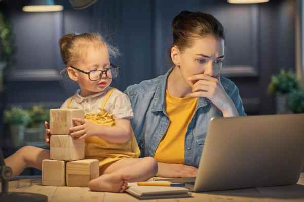 How to Work From Home If You Have Kids - 9 Pro Tips