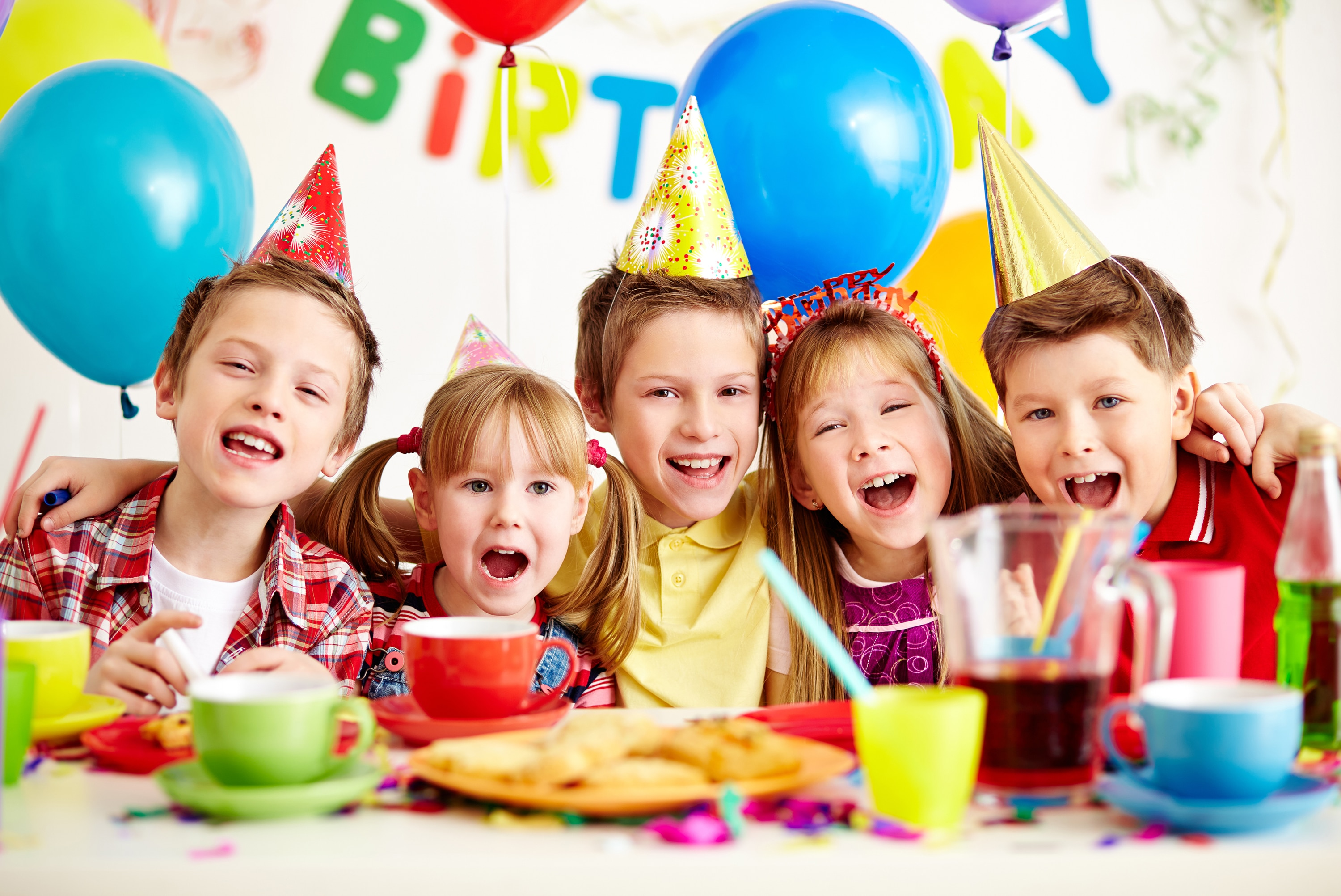 How To Plan A Kids Birthday Party On A Budget