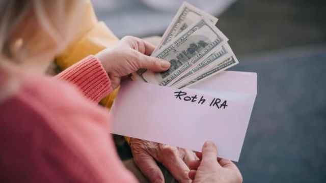 Roth Ira Envelope Cash Withdraw