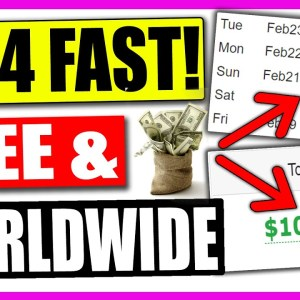 💰$104 DAILY FAST💰 Using FREE Traffic For Affiliate Marketing 2021 (WORLDWIDE)