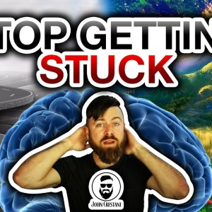 How To Stop Getting Stuck In Your Head (And Take Action Instead)