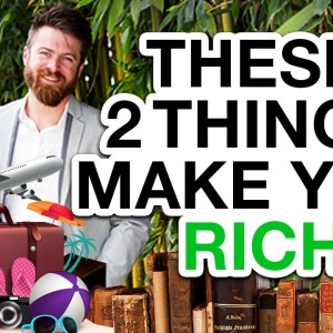 How Traveling And Reading Can Make You Rich