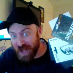 Live Q&A + Gift Card Giveaway! Amazon, Apple, Google + Starbucks $$$