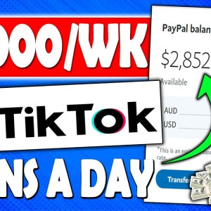 How To Earn Money From TikTok | 9 Ways To Make Money on TikTok and Earn $2,000 a Week!