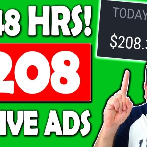 Easy Way To Make $200 a Day With Native Ads | Native Ads Tutorial to Make Money Online