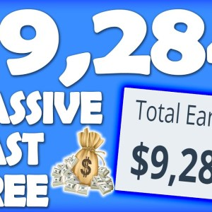 Make Your First $9,000+ Online In Passive Income | Full Passive Income Online Tutorial