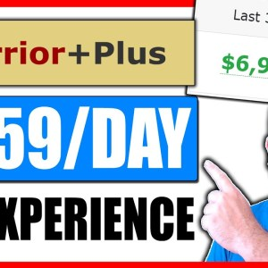 ($259 Per Day) How To Make Money With Warrior Plus | Warrior Plus Affiliate Marketing For Beginners
