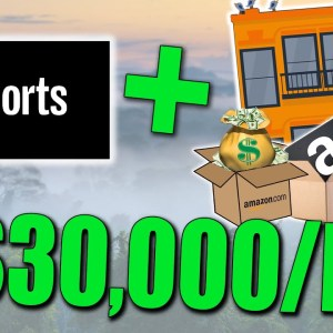 Make $30,000/Mo With YouTube Shorts Without Making Videos Using Amazon (Step by Step)