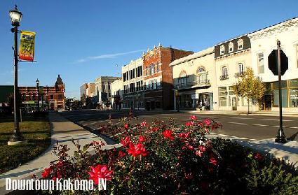 Downtown Kokomo