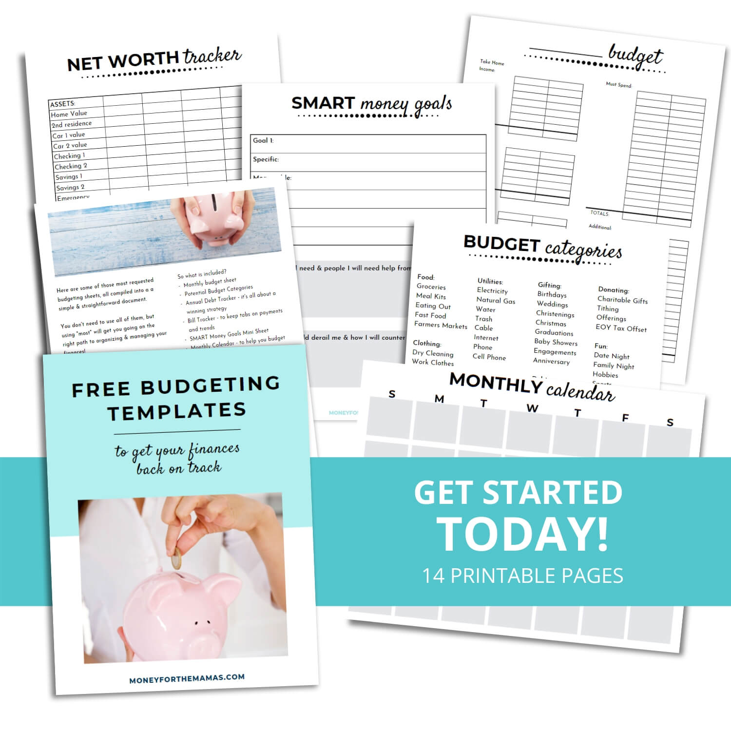 The Free Budgeting Templates You Have To Have