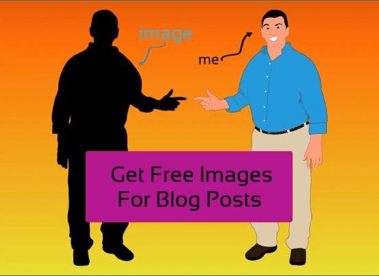 Get Free Images for Blog Posts