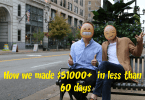 How we made more than $51000 in 60 days